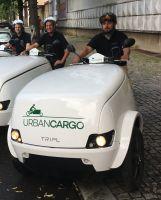 aveato auf dem Weg zum ersten Caterer in Deutschland, der nur mit Elektrofahrzeugen liefert.