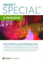Neue RESET Publikation: Mit E-Mobilität zur zukunftsfähigen Stadt -Status quo, Trends und Blick in die Zukunft