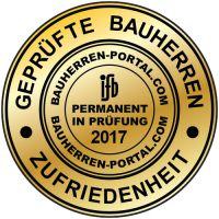 Grund-Invest, Paderborn: 2017 erneut Spitzenergebnisse in der Zufriedenheit der Bauherren