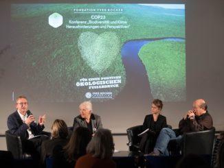 """Die Umweltstiftung """"Fondation Yves Rocher"""" beim Cop23"""