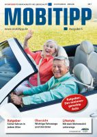 "Ratgeber MOBITIPP ""Das seniorengerechte Auto"" erschienen"