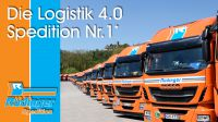 Logistik 4.0 – Spedition Rüdinger gewinnt 1. Preis