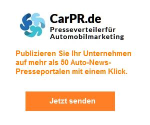 Presseverteiler für Auto-NEWS