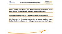Influencer-Marketing mit Testimonials: Erfolgsgeschichte für alle Beteiligten im Hau-Neubau