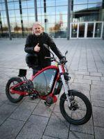 Elektro-Motorrad eROCKIT begeistert auf der e-Mobilitätsmesse Nord 2018