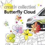 Alle Motive sind in der Butterfly-Cloud erhältlich