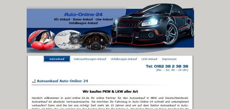 Autoankauf Solingen : Unfallwagen verkaufen Solingen