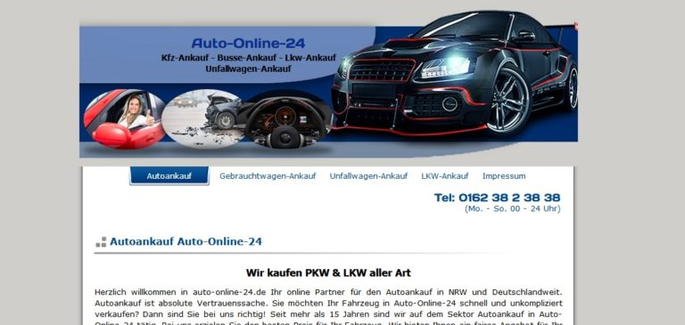Autoankauf Hagen | Gebrauchtwagen KFZ Ankauf