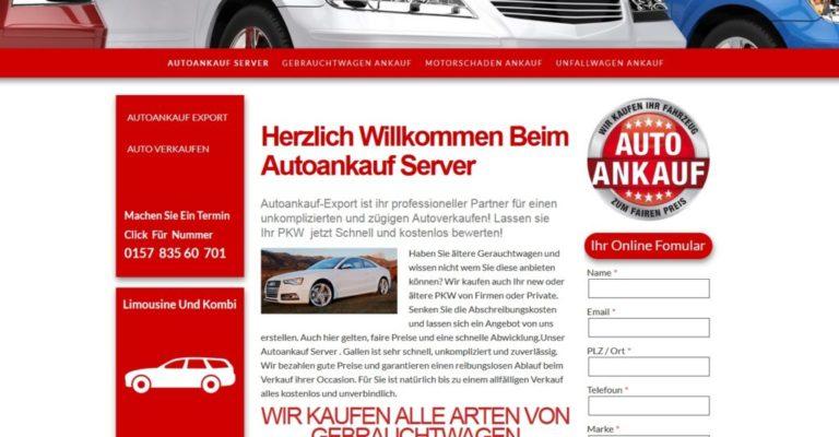 Autoankauf Arnsberg: ist ihr professioneller Partner für einen unkomplizierten und zügigen Autoverkaufen!