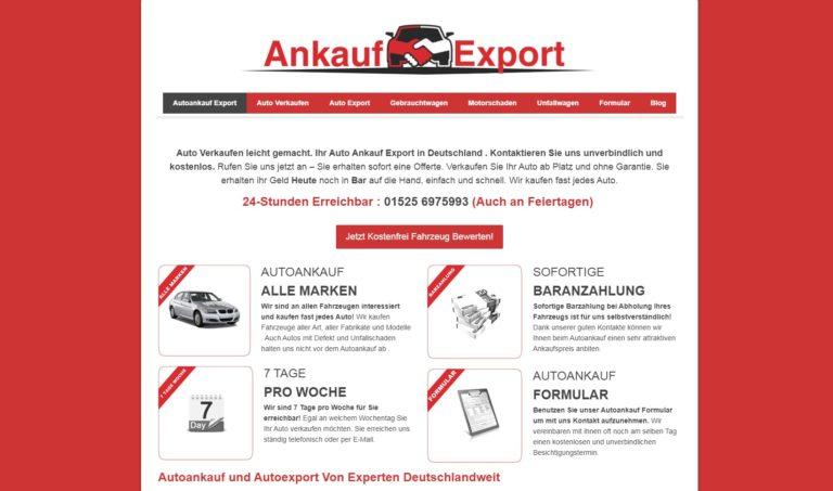 Auto Verkaufen leicht gemacht. Ihr Professioneller Autoankauf in Chemnitz