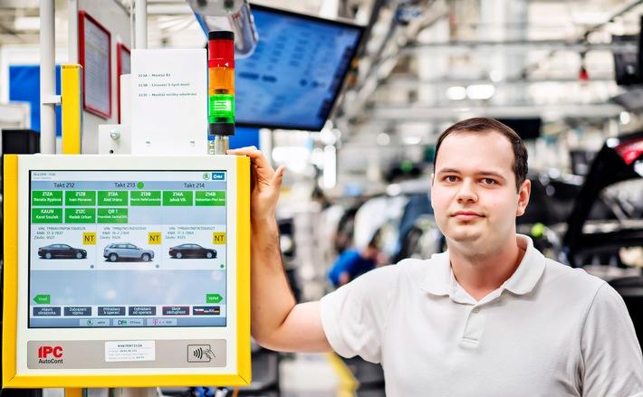 SKODA AUTO gewinnt Automotive Lean Production Award