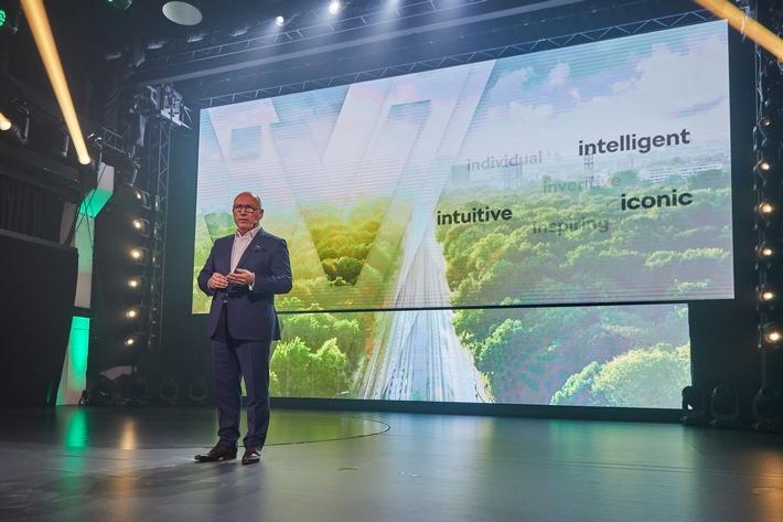 Weltpremiere in Bratislava: SKODA präsentiert E-Mobilitäts-Submarke iV sowie CITIGOe iV und SUPERB iV