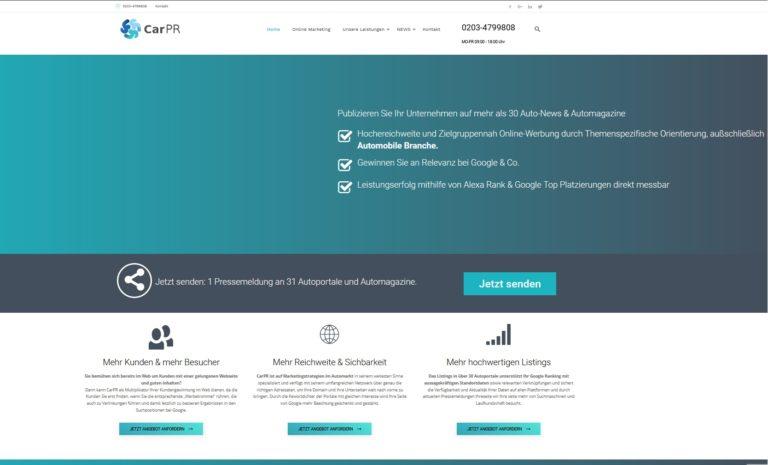 Online Marketing Autohaus – Erfolgreiches Online Marketing