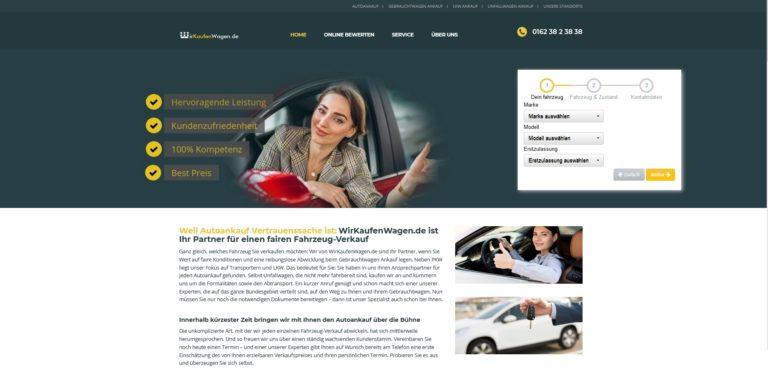 Autohändler Dortmund | wirkaufenwagen.de in Dortmund zum Höchstpreis
