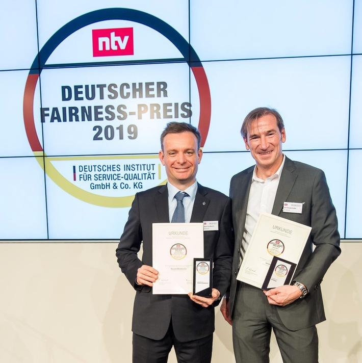 Deutscher Fairness-Preis für die Renault Bank