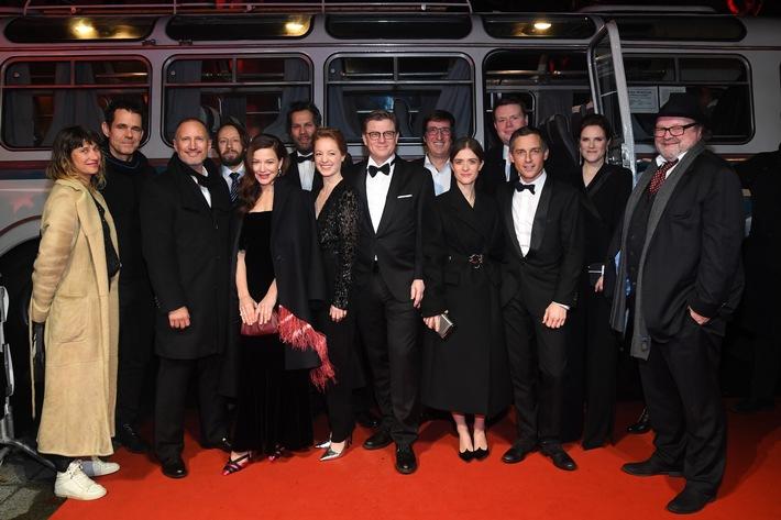 Filmreife Vorfahrt dank SKODA bei der 32. Verleihung der European Film Awards in Berlin