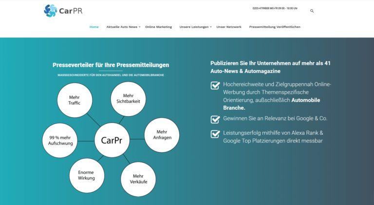 Online Marketing für Autohäuser | 60% mehr Traffic – mehr Anfragen – mehr Verkäufe