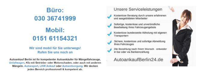 Autohändler Oberhausen