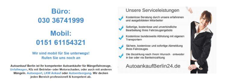 Autohändler Oberhausen:  bietet einen umfassenden Service rund ums Thema Autoankauf
