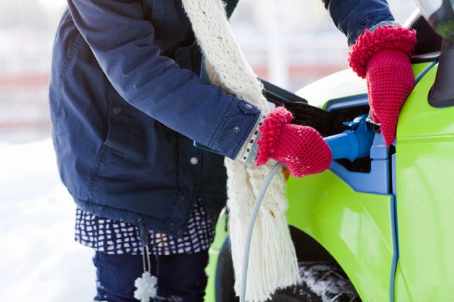 Versicherungsschutz für E-Autos – Verbraucherfrage der Woche der ERGO Versicherung