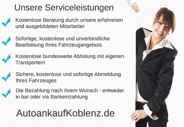 Autoankauf Koblenz – Auto verkaufen leicht gemacht