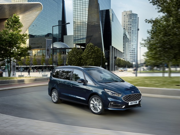 Ford S-MAX Hybrid und Ford Galaxy Hybrid: Ford investiert 42 Millionen Euro im Werk Valencia