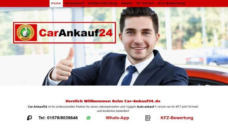 Autoankauf Aach : Möchten Sie Ihren alten Gebrauchten zum guten Preis verkaufen?