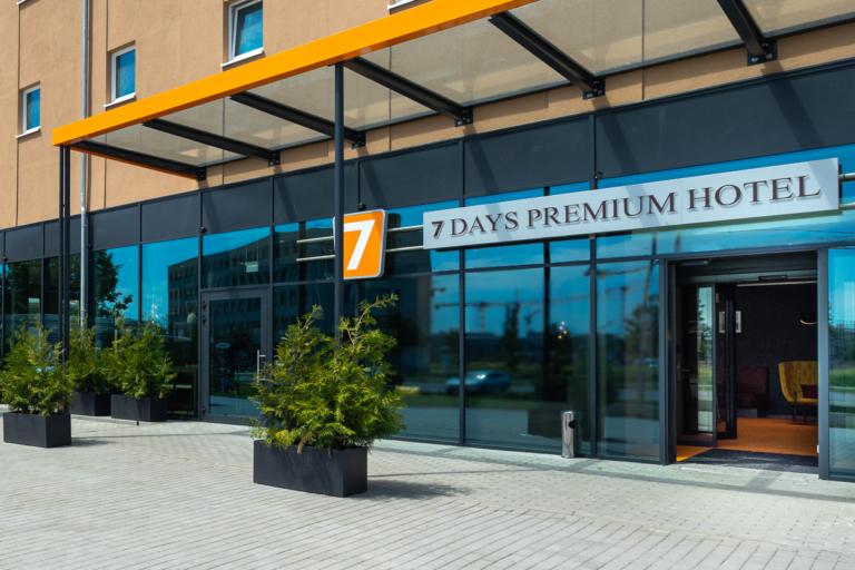 Passend zur Zeit: 7 Days Premium goes keyless