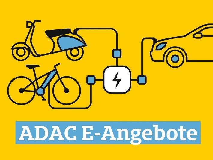 Elektro-Offensive: ADAC SE erweitert E-Angebot für Mitglieder / Elektroautos und Hybrid-Modelle von Kia, Nissan und Renault zu Vorzugskonditionen erhältlich / Flexible Abo-Angebote im neuen Online-Shop