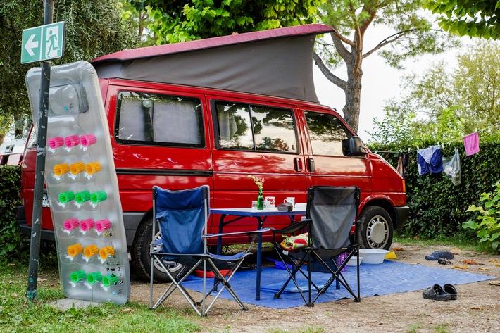 ADAC Campingführer: Top-Plätze in Deutschland zum verspäteten Saisonstart / Tipps der ADAC Experten: Campingplätze für jeden Anspruch / Teils direkt buchbar über das ADAC Campingportal pincamp.de