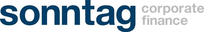 Refinitiv League Tables: sonntag corporate finance auf Platz 1 im deutschen Mid-Market und Small-Cap Bereich
