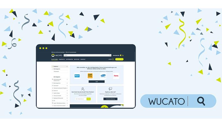Wucato öffnet digitale Beschaffungsplattform für Kleinunternehmen